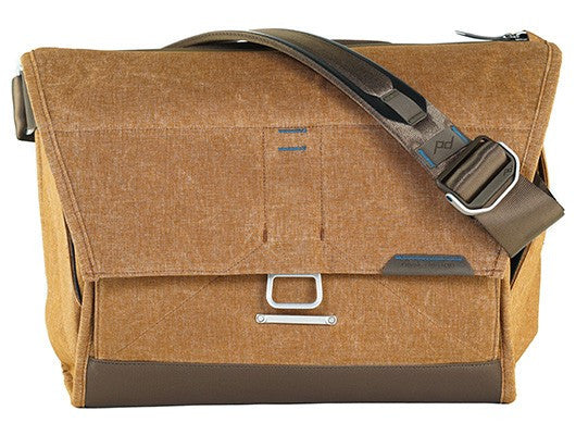 "Peak Design The Everyday Messenger 15""- Heritage Tan, bags shoulder bags, Peak Design - Pictureline  - 1"
