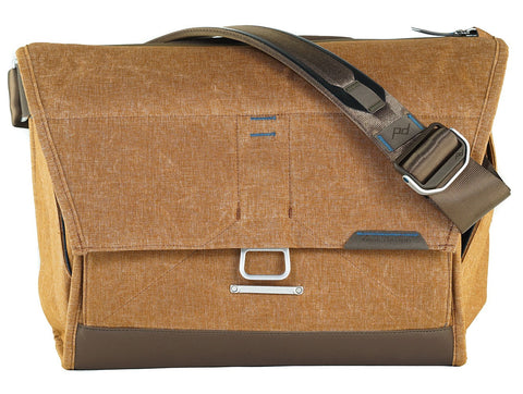 "Peak Design The Everyday Messenger 13"" – Heritage Tan, bags shoulder bags, Peak Design - Pictureline  - 1"