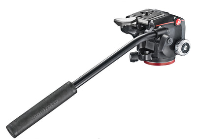 Manfrotto Video XPro Fluid Head, tripods video heads, Manfrotto - Pictureline  - 1