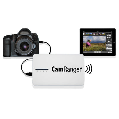 CamRanger Wireless DSLR Transmitter, camera tethering, CamRanger - Pictureline  - 1