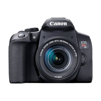 Canon EOS Rebel T8i DSLR 18-55mm IS STM Camera Kit