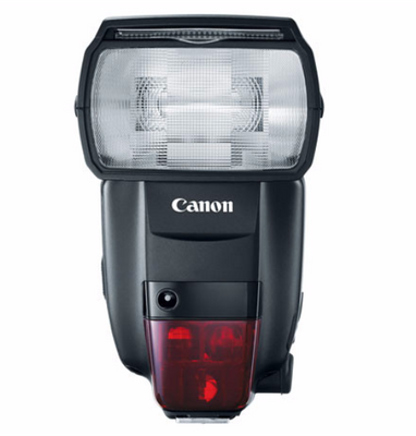 Canon Speedlite 600EX II-RT Flash, lighting hot shoe flashes, Canon - Pictureline  - 1