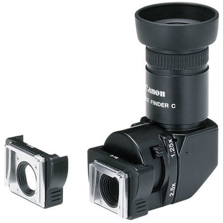 Canon Angle Finder C, discontinued, Canon - Pictureline