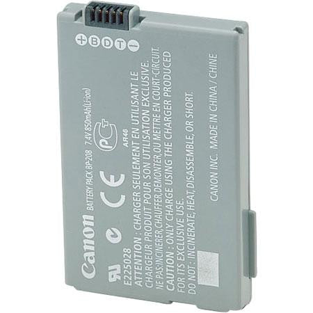 Canon BP-208 Battery Pack, discontinued, Canon - Pictureline
