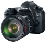 Canon EOS 6D EF 24-105mm L IS USM Digital Camera Kit, camera dslr cameras, Canon - Pictureline  - 3