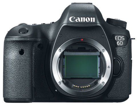 Canon EOS 6D Digital Camera Body Kit, camera dslr cameras, Canon - Pictureline  - 1