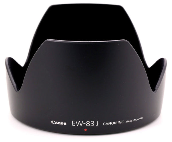 Canon EW-83J Lens Hood for EF 17-55mm f/2.8 IS USM Lens, lenses hoods, Canon - Pictureline