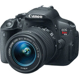 Canon EOS Rebel T5i 18-55 IS STM Camera Kit, camera dslr cameras, Canon - Pictureline  - 6