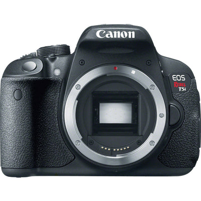 Canon EOS Rebel T5i Camera Body Kit, discontinued, Canon - Pictureline  - 1
