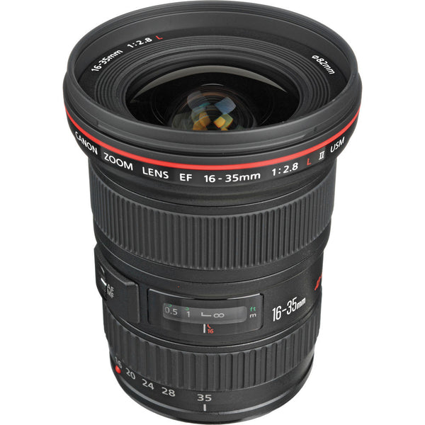Canon EF 16-35mm f2.8L II USM Lens, discontinued, Canon - Pictureline  - 1