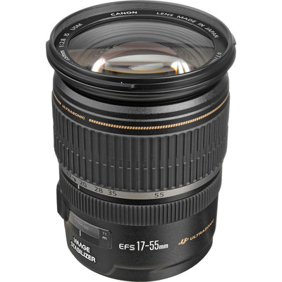 Canon EF-S 17-55mm f2.8 IS USM Lens, lenses slr lenses, Canon - Pictureline  - 2