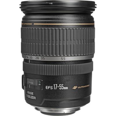 Canon EF-S 17-55mm f2.8 IS USM Lens, lenses slr lenses, Canon - Pictureline  - 1