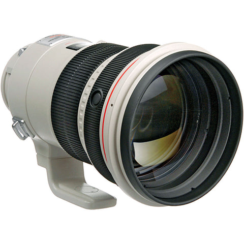 Canon EF 200mm f2L IS USM Lens, lenses slr lenses, Canon - Pictureline  - 4