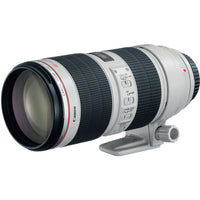 Canon EF 70-200mm f2.8L IS II USM Lens, lenses slr lenses, Canon - Pictureline  - 2