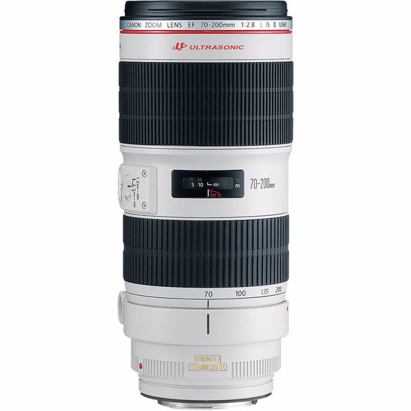 Canon EF 70-200mm f2.8L IS II USM Lens, lenses slr lenses, Canon - Pictureline  - 1