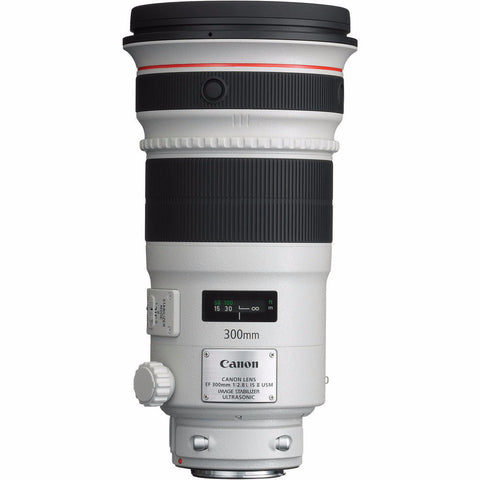 Canon EF 300mm f2.8L IS II USM Lens, lenses slr lenses, Canon - Pictureline  - 1