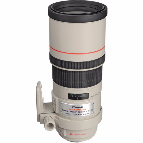 Canon EF 300mm f4.0L IS USM Lens, lenses slr lenses, Canon - Pictureline  - 1