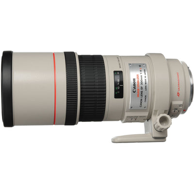 Canon EF 300mm f4.0L IS USM Lens, lenses slr lenses, Canon - Pictureline  - 3
