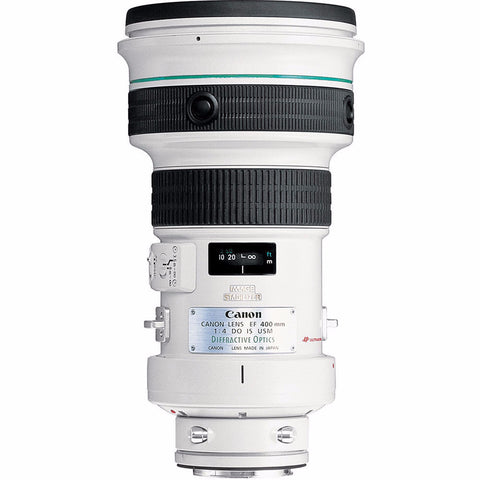 Canon EF 400mm f4 DO IS USM Lens, lenses slr lenses, Canon - Pictureline  - 1