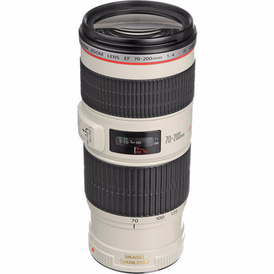 Canon EF 70-200mm f4L IS USM Lens, lenses slr lenses, Canon - Pictureline  - 1