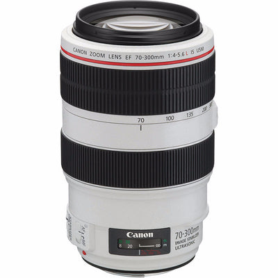 Canon EF 70-300mm f/4-5.6L IS USM, lenses slr lenses, Canon - Pictureline  - 1