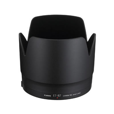 Canon ET-87 Lens Hood for 70-200mm f/2.8L IS II USM, lenses hoods, Canon - Pictureline