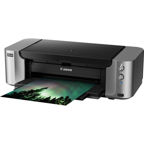 Canon Pixma PRO-100 Wireless  Inkjet Printer, printers large format, Canon - Pictureline  - 1