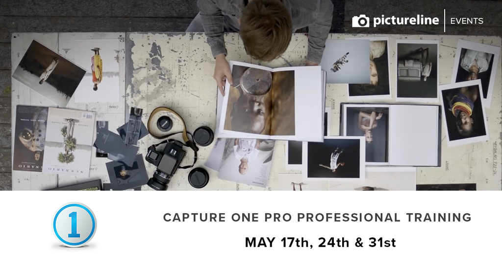 Capture One Pro Software Training Workshop (May 17, 24, & 31)