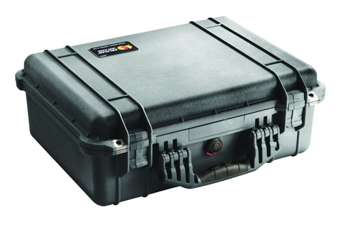Pelican 1520 Case Black / Foam, bags hard cases, Pelican - Pictureline  - 1