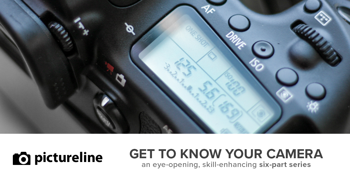 Get To Know Your Camera : Part Three Wednesday October 21st