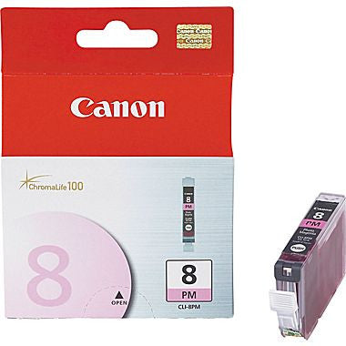 Canon Ink CLI-8PM Photo Magenta, printers ink small format, Canon - Pictureline