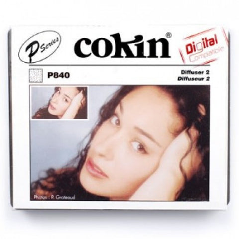 Cokin P840 Filter Diffuser 2, lenses optics & accessories, Cokin - Pictureline