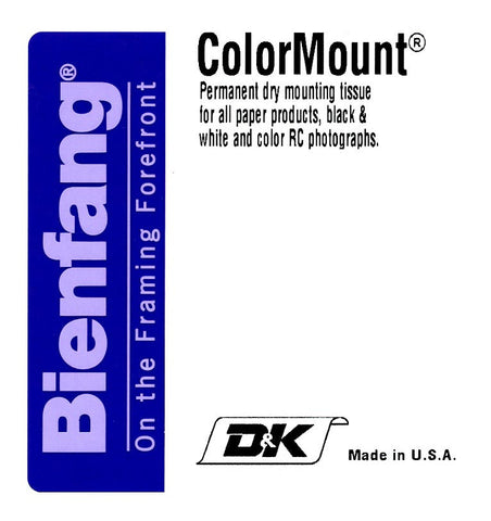 Bienfang Colormount Dry Mounting Tissue (16x20, 25 Sheets), papers mounting supplies, Bienfang - Pictureline
