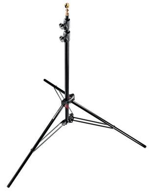 Manfrotto 1005BAC-3 Black Ranker Stand Air Cushioned 9' - 3 Pack, supports stacker stands, Manfrotto - Pictureline  - 1