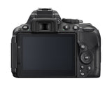 Nikon D5300 DX Digital SLR Camera w/ 18-140mm VR Lens Black, discontinued, Nikon - Pictureline  - 2