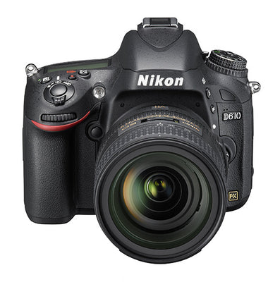 Nikon D610 Digital SLR with 24-85mm VR Nikkor Lens, camera dslr cameras, Nikon - Pictureline  - 1