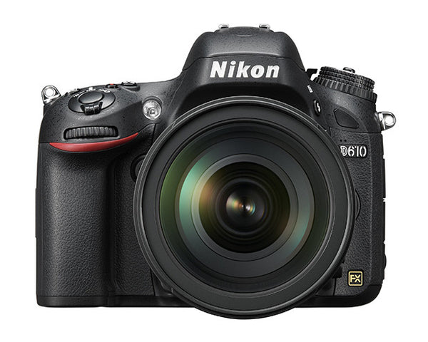 Nikon D610 Digital SLR with 28-300mm VR Nikkor Lens, camera dslr cameras, Nikon - Pictureline  - 1