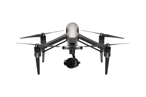 DJI Inspire 2 Premium Combo with Zenmuse X5S w/15mm 1.7 Lens CinemaDNG and Apple ProRes