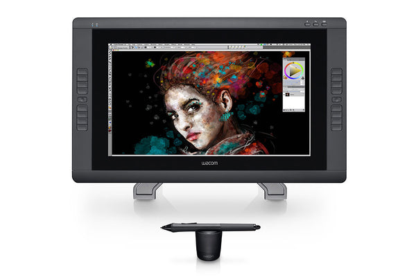 Wacom Cintiq 22HD Interactive Pen Display, computers cintiq tablets, Wacom - Pictureline  - 1