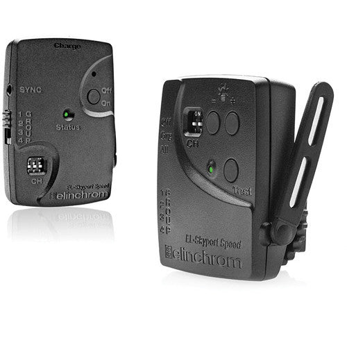 Elinchrom Skyport Universal Speed Trigger Set, lighting wireless triggering, Elinchrom - Pictureline  - 1