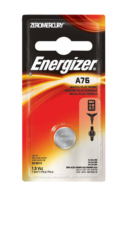 Energizer A76BPZ Watch Battery (MS76), camera batteries & chargers, Energizer - Pictureline