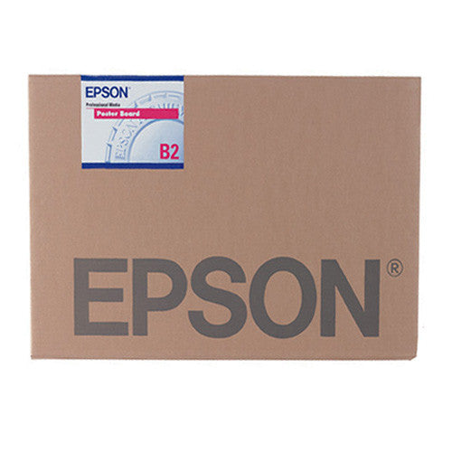 "Epson 24""x30"" Enhanced Matte Poster Paper (10 Sheets), papers sheet paper, Epson - Pictureline"
