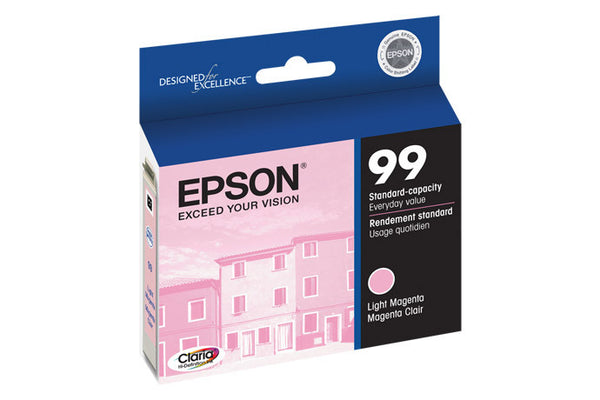 Epson Artisan 725/730/835/837 Light Magenta Ink, printers ink small format, Epson - Pictureline
