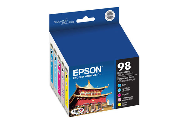 Epson Artisan 725/730/835/837 Color Multipack, printers ink small format, Epson - Pictureline