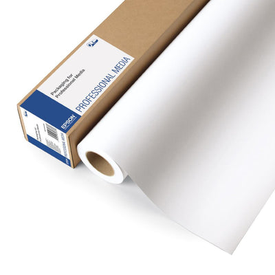 "Epson Cold Press Bright Textured Paper 44""x50', papers roll paper, Epson - Pictureline"