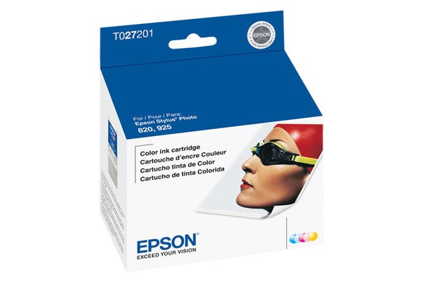 Epson T027201 820/925 Color Ink, printers ink small format, Epson - Pictureline
