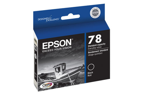 Epson T078120 Artisan 50 Ink Black (78), printers ink small format, Epson - Pictureline