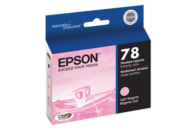 Epson T078620 Artisan 50 Ink Light Magenta (78), printers ink small format, Epson - Pictureline