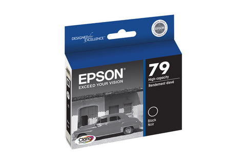 Epson T079120 Artisan 1400/1430 Black Ink (79), printers ink small format, Epson - Pictureline