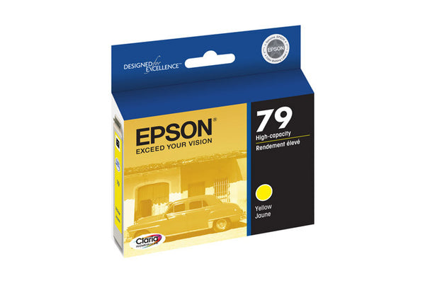 Epson T079420 Artisan 1400/1430 Yellow Ink (79), printers ink small format, Epson - Pictureline